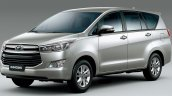 India-bound 2016 Toyota Innova front launches in Bahrain
