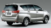 India-bound 2016 Toyota Innova rear launches in Bahrain