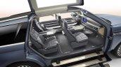 Lincoln Navigator Concept cabin