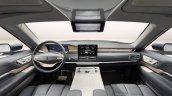 Lincoln Navigator Concept interior dashboard