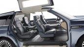 Lincoln Navigator Concept seats