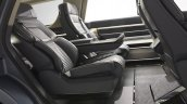 Lincoln Navigator Concept second-row seats