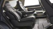 Lincoln Navigator Concept second-row seats