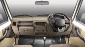 Mahindra Big Bolero Pik-Up interior launched at INR 6.15 Lakhs