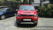 Mahindra Nuvosport accessories front