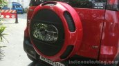 Mahindra Nuvosport accessories wheel cap
