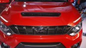 Mahindra Nuvosport front hood launched