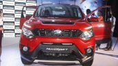 Mahindra Nuvosport front launched