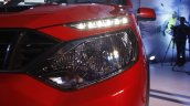 Mahindra Nuvosport headlamp launched