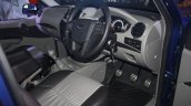 Mahindra Nuvosport interior launched