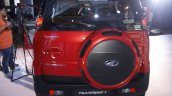 Mahindra Nuvosport rear launched