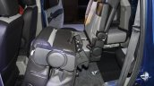 Mahindra Nuvosport seat tumble launched