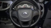 Mahindra Nuvosport steering wheel launched