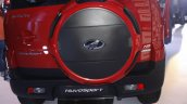 Mahindra Nuvosport wheel cover launched