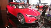 Mazda CX-4 front quarters at Auto China 2016