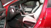 Mazda CX-4 front seat at Auto China 2016