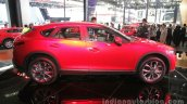 Mazda CX-4 side at Auto China 2016