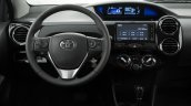 New Toyota Etios interior launched in Brazil