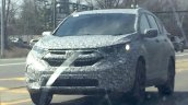 Next-gen Honda CR-V test mule
