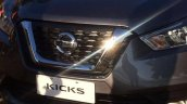 Nissan Kicks front-end