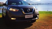 Nissan Kicks production version