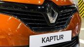 Renault Kaptur grille