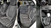 Renault Kaptur seats
