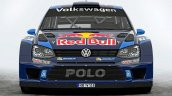 Second generation VW Polo R WRC front