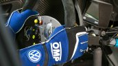 Second generation VW Polo R WRC paddle shifter
