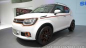 Suzuki Ignis Trail Concept front quarter at the Auto China 2016