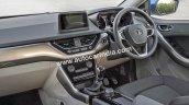 Tata Nexon interior detailed images