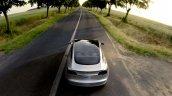 Tesla Model 3 official image rear