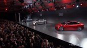 Tesla Model 3 unveiling event