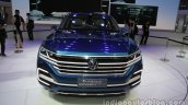 VW T-Prime GTE Concept front at Auto Expo 2016