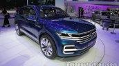 VW T-Prime GTE Concept front quarters at Auto Expo 2016