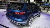 VW T-Prime GTE Concept rear quarter at Auto Expo 2016
