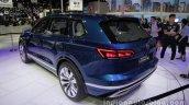 VW T-Prime GTE Concept rear quarters at Auto Expo 2016