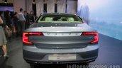 Volvo S90 rear at the Auto China 2016
