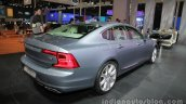Volvo S90 rear three quarter at the Auto China 2016