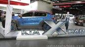 X-Men-inspired Kia KX5 (Kia Sportage) at Auto China 2016 left side