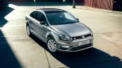 125 PS VW Polo GT sedan front quarter unveiled in Russia