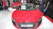 2016 Audi R8 Spyder front at Auto China 2016