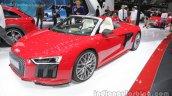 2016 Audi R8 Spyder front three quarters at Auto China 2016