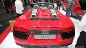 2016 Audi R8 Spyder rear at Auto China 2016