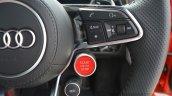 2016 Audi R8 V10 Plus Start button first drive