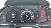 2016 Audi R8 V10 Plus Virtual Cockpit first drive