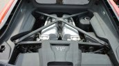 2016 Audi R8 V10 Plus engine bay first drive