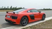 2016 Audi R8 V10 Plus rear three quarter first drive