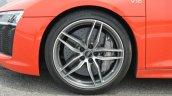 2016 Audi R8 V10 Plus wheel first drive