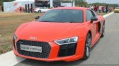 2016 Audi R8 V10 front close Plus first drive
